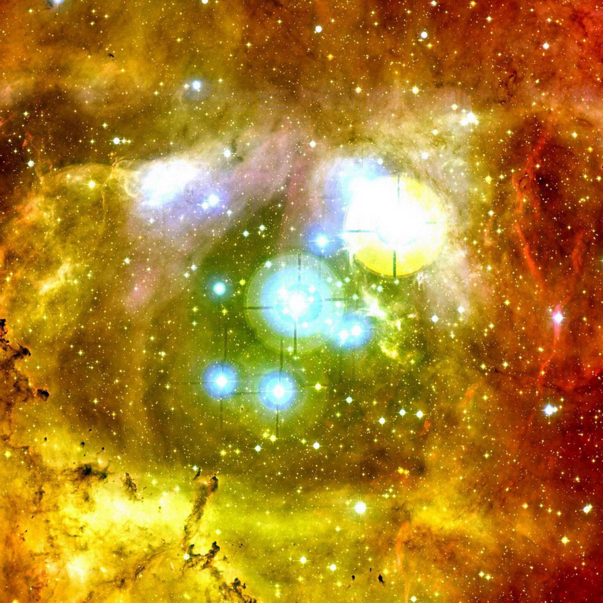 Ipad Retina Wallpaper Stars